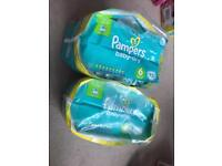 Pampers Baby Dry size 6 nappies (144)