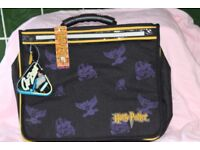 harry potter school satchell new with tags
