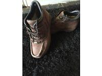 Rock port boots size 6