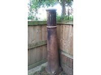long tom chimney pot