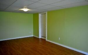 2 Bedroom walk out apartment on lower level