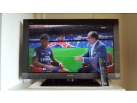 Sony TV 32inch with in built DVD Player x 2