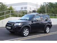 2005 Land Rover Freelander 1.8 SE Soft Top 3dr CONVERTIBLE, LOW MILES, WARRANTY, PX WELCOME