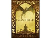 Game of Thrones - Complete Fifth Season - watched once