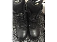 Altberg P3 combat military work boots