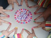 TEEN PAMPER PARTIES - BEST BIRTHDAY AROUND! - AGES 10-17- GREAT PRICES - CALL 07722 174605 TODAY!