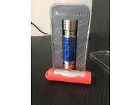 iTaste Arachnrid Mech Mod Vape & 18650 Battery