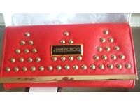 New jimmy choo style boxed purse
