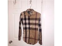 Burberry Brit Shirt Boxed £80