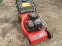 Petrol Lawnmower - Mountfield Mascot