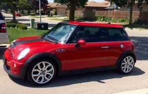 Supercharged 2006 Mini Cooper S