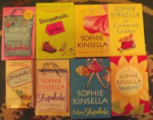 Collection of Sophie Kinsella books