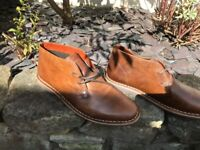 Redtape Mens Leather Desert Boots Brand New /Unused, Size 12