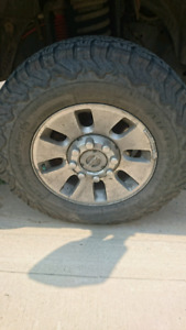 2008 F350 rims only