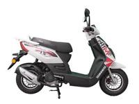 SINNIS PRIME 50cc SCOOTER / MOPED - LEARNER LEGAL