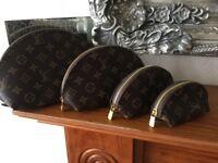 Set of 4 LV Bags