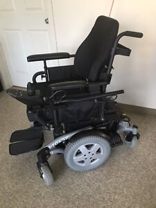 Invacare TDX SP Power Wheelchair - MINT CONDITION!!