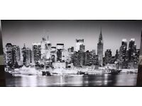 Beautiful NEWYORK diamanté skyline