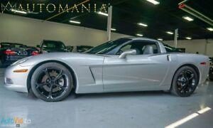2005 Chevrolet Corvette C6|TARGA|MANUAL