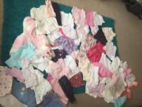 Massive bundle baby girl clothes £20 3-6 months