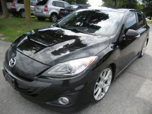 2010 Mazdaspeed3 TURBO*Clean NO ACCIDENTS+FREE 6M Warranty