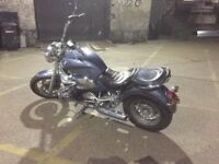 bmw r850c logbook,2keys,mot,very good condition