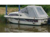 Shetland Family Four Motor Boat