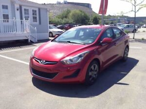 2014 Hyundai Elantra GL..$119 B/W..AUTO..AIR..HEATED SEATS..BLUE
