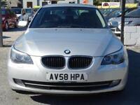 2008 BMW 5 Series 2.0 520d SE 4dr