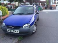 Vauxhall Corsa Van 1.7 D, LOW MIL, MOT, TAXED