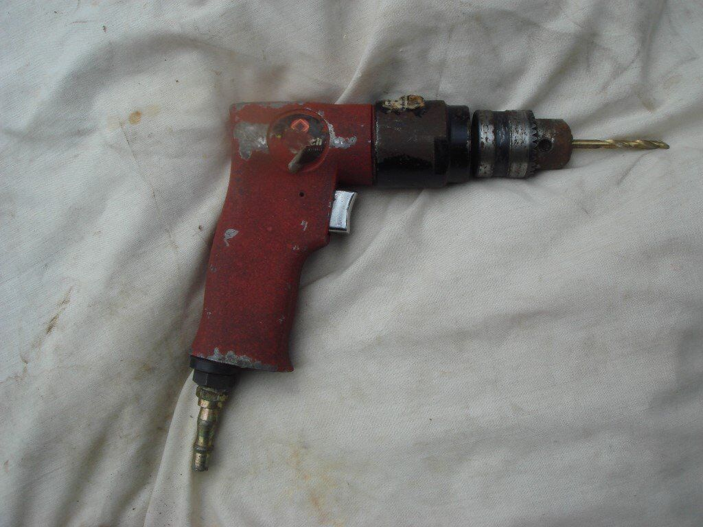 Air Drill as Picturesin Arbroath, AngusGumtree - Air operated drill as pictures and working well.See my other air tools.If ad still up then still for sale