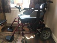 Wheel Chair ( Electric )