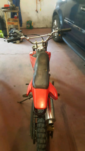 140cc pitbike with tune chip
