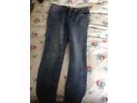 Women's size 12 jeans x 2