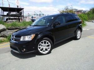 2016 Dodge JOURNEY Limited (DVD, 7-PASS, V6, REVERSE CAM, REMOTE