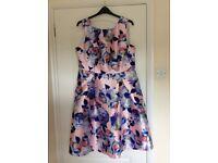 Chi Chi London Dress Size 20.