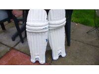 GRAY NICOLLS OBLIVION 4 STAR PAD . USED. IN VERY GOOD CONDITION. SIZE YOUTH