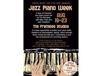 The Premises Jazz Piano Summer School