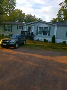 2010 Mini Home on it's own Property!! Make a Great Hobby Farm!!