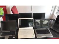Trade Wholesale Laptop Joblot, All Fully Working With Windows 7!!