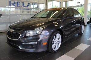 Chevrolet Cruze LIMITED 2LT 2015