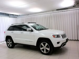 2015 Jeep Grand Cherokee FEAST YOUR EYES ON THIS BEAUTY!! LIMITE