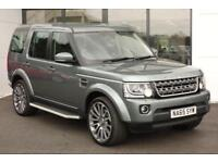 2015 Land Rover Discovery 4 3.0 SD V6 SE 5dr (start/stop)