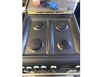 Cannon hotpoint gas cooker 60cm