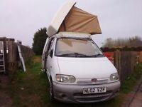 Ldv Camper campervan motor home project