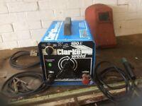 Clarke 180 welding machine