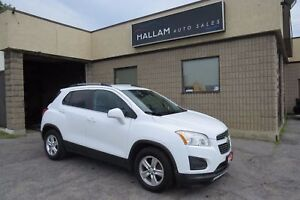 2013 Chevrolet Trax 1LT Bluetooth, Bose Sound System