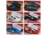 Trainers new cheap wholesale boxed