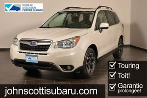 2015 Subaru Forester Touring 1.9%