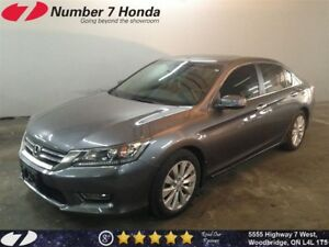 2014 Honda Accord EX-L| Only 27, 494 KM, Leather, Backup Cam!